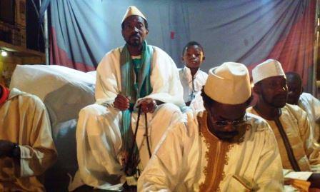 Spiritual Leader of Tijaniyya Muslim Council of Ghana Sheikh Abul- Faidi Abdulai Ahmed Maikano