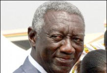 Ex-President Kufuor