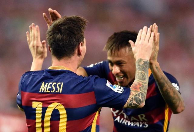 Neymar/Messi