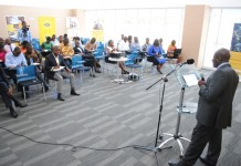 MTN CEO's Press Briefing With NCR