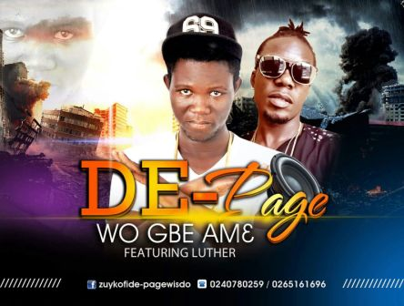 De-Pages - Wo Gbe Am3 ft. Luther