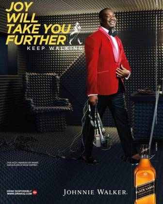 Johnnie Walker Joy Ambassador for Nigeria, Don Jazzy