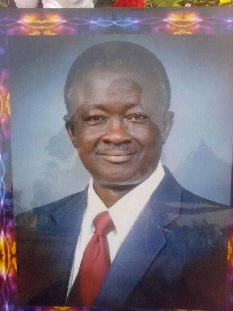 The Late Rev. Professor Ebenezer Asibey-Berko, A Fantastic Mentor To The Youth.
