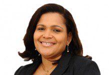 Ghana's ambassador to France H.E. Johanna Odonkor Svanikier