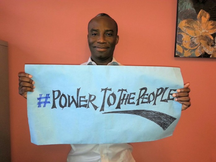 power to the people campaign