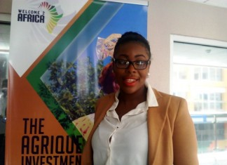 Ms Bamidele Seun Owoola, Founder/Chief Executive Officer, Welcome2Africa
