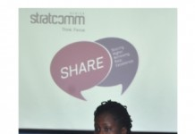 Ms. Sese Gadzekpo at the second edition of SHARE