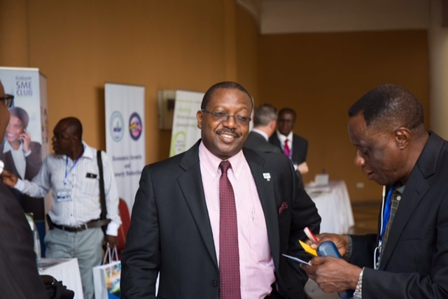 Sam Brandful, the Ghana Manager of Invest in Africa (IIA),