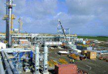 Gas infrastructure