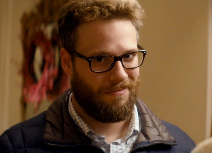 Seth Rogan Christmas.Seth Rogen Experiences Christmas In The Night Before