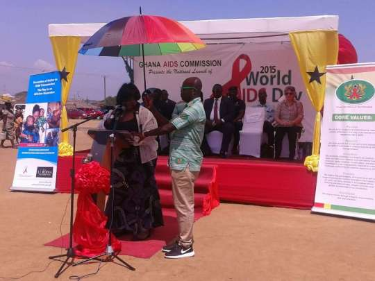 2015 World AIDS DAY