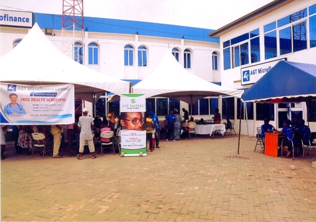 AGT Microfinance