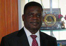 CEO of Ghana Shippers Authority, Dr. Kofi Mbia