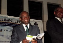 Dr Anarfi Asamoa-Baah