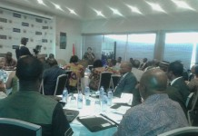 Hannah Tetteh Foreign Affairs Minister Holds 2015 Ambassadors conference