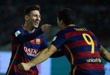 Messi - Suarez