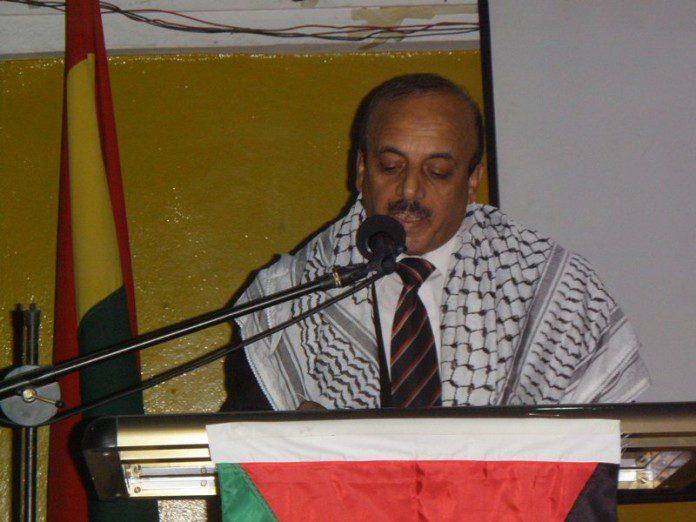 Palestinia Ambassador to Ghana