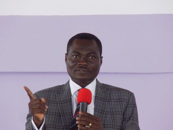 Pastor Henry Ampomah-Boateng 2
