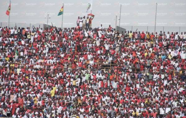 Kotoko Supporters