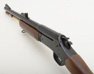 single barrel gun