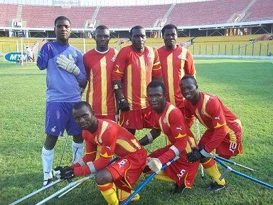 The Ghana Amputee Team