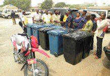 AMA-donates-to-Korle-Bu-Police-Station