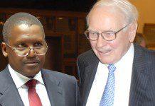 Alhaji Aliko Dangote and Bill Gates