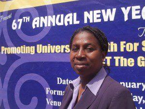 Dr Grace Bediako