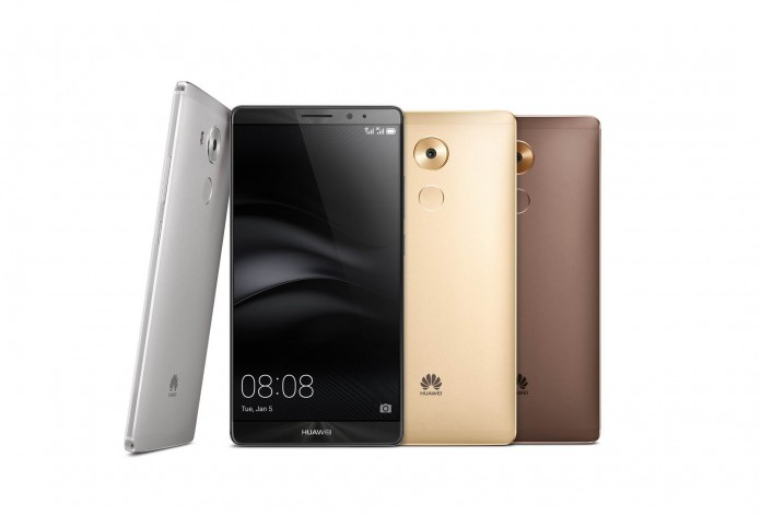 Huawei Mate 8 smart phone