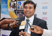 Managing Director Birendra Sasmal