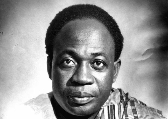 Osagyefo Dr. Kwame Nkrumah