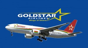 NEW GOLDSTAR AIRCRAFT AND LOGO