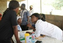 health screening is on