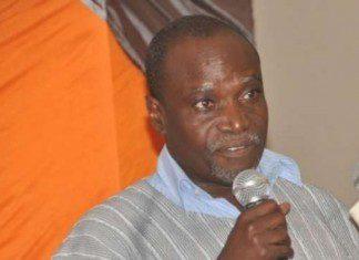Moses Asaga