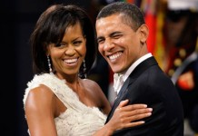 Barack-Obama-with-his-wife