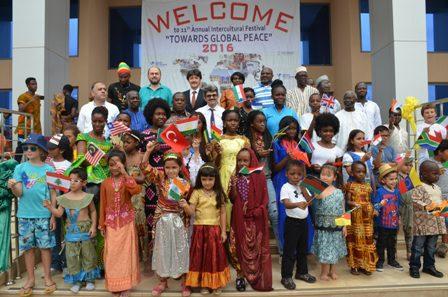 Galaxy International School 33 Nations .