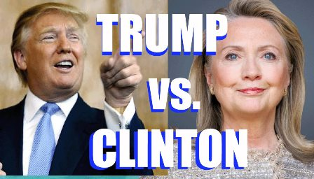 trump is more likely to face clinton for the white house race news ghana. Black Bedroom Furniture Sets. Home Design Ideas
