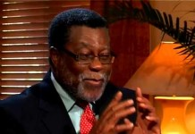 Dr Kwame Ampofo, Chairman of the Energy Commission