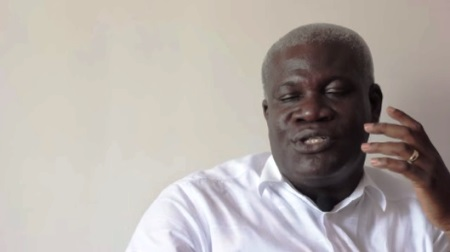 ICU Secretary-General - Solomon Kotei