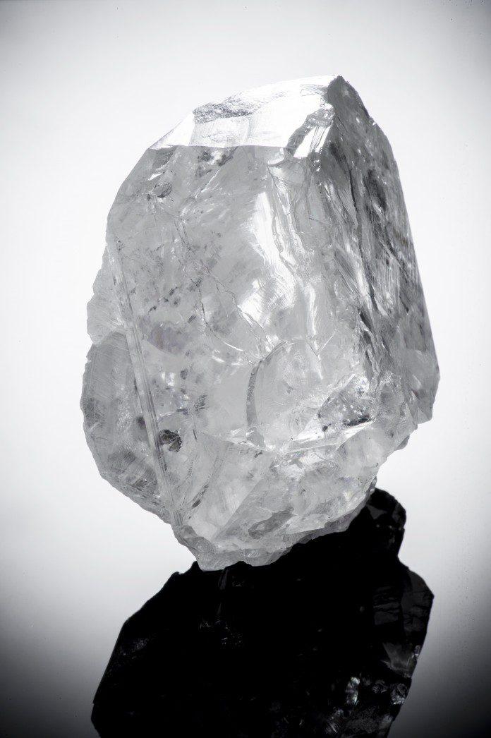 Lucara Diamonds - 1111ct and 813ct Stones