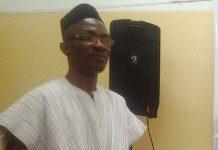 Mr Francis Ameyibor, CDA Consult General Coordinator
