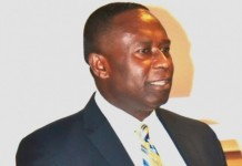 Mr Joe Mensah — Vice President (VP) and Country Manager of Kosmos Energy Ghana