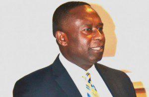 Mr Joe Mensah — Vice President (VP) and Country Manager of Kosmos Energy Ghana