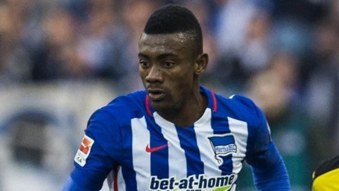 Salomon Kalou helped Ivory Coast win the 2015 Africa Cup of Nations