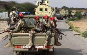 Somali security forces
