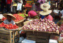 market- women in Kpando