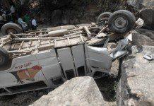 microbus accident