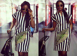 Seyi Shay Arrives In Ghana
