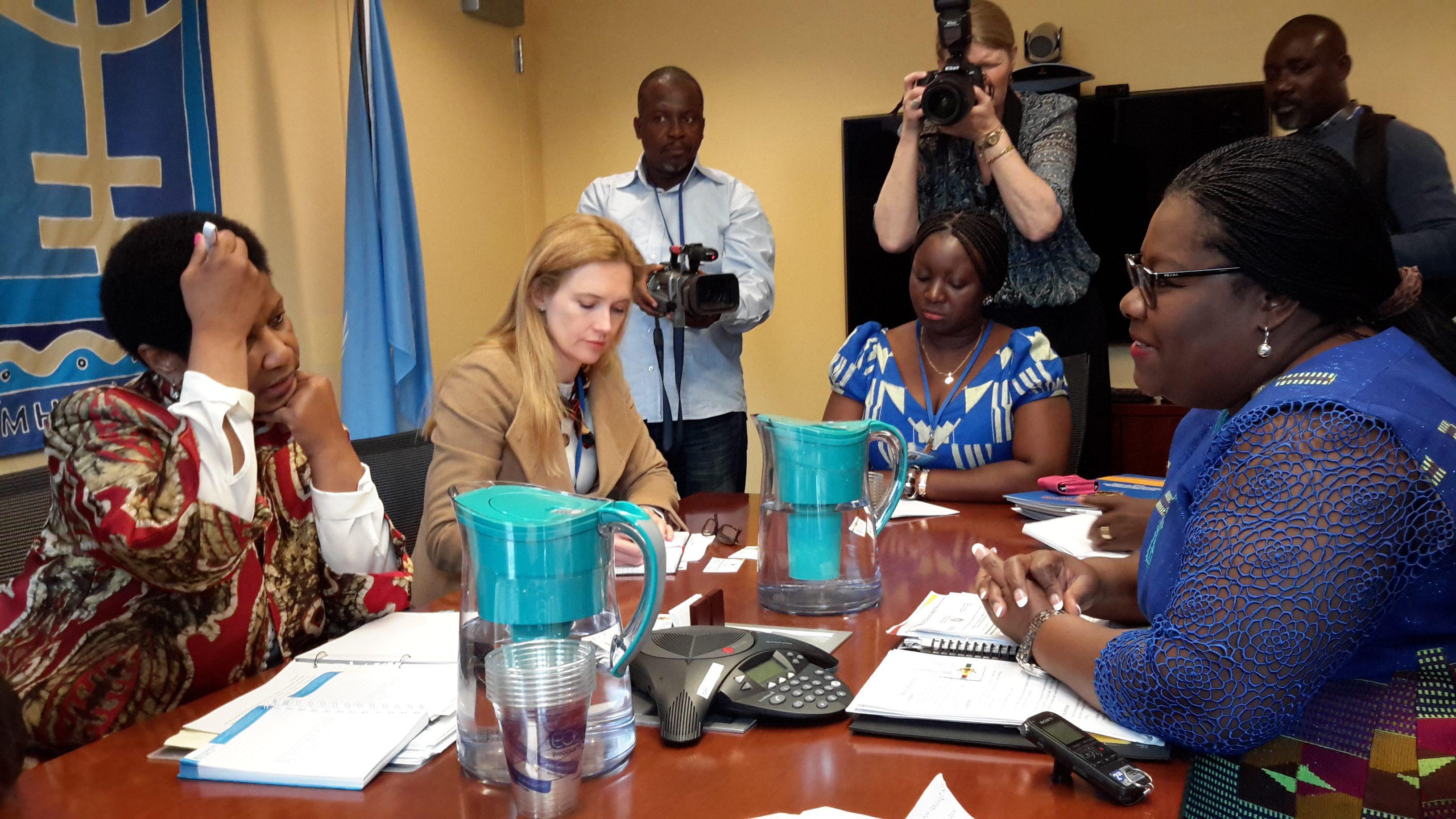 Image result for UN Women Regional Conference: Participants call for more women involvement in Politics