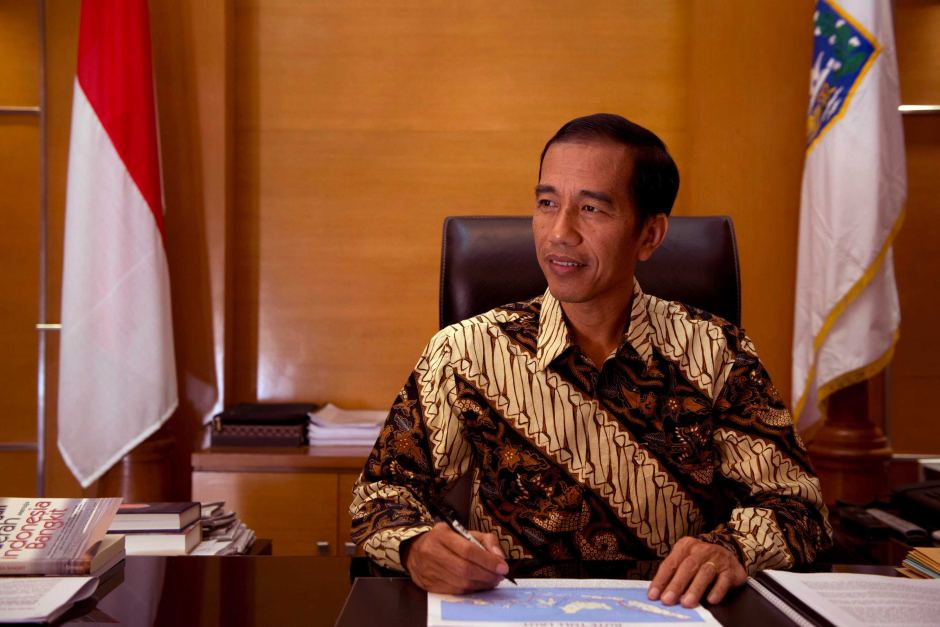 Mr. Joko Widodo